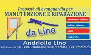 Andriollo Lino